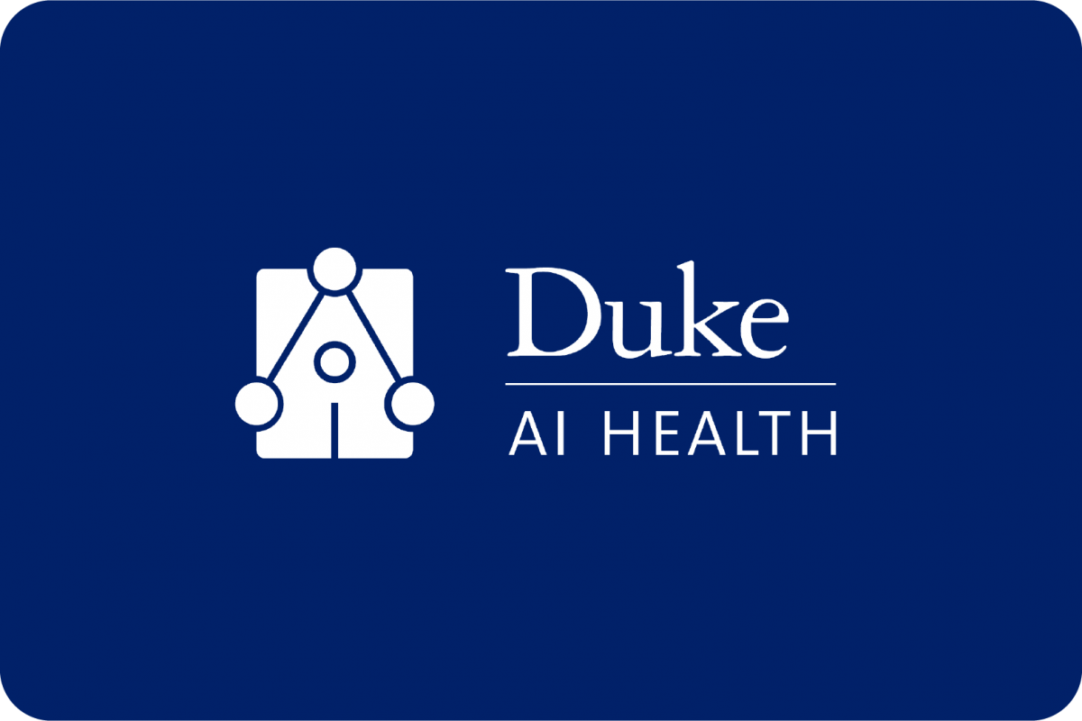 Duke AI Health logo