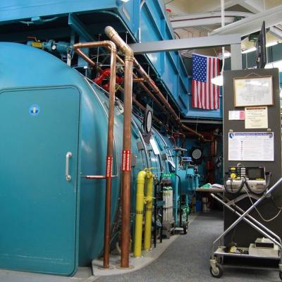 Duke Hyperbaric Chamber