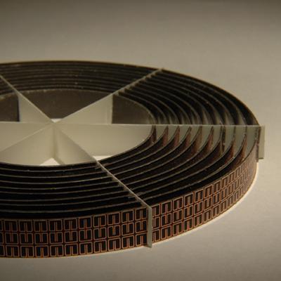 Metamaterial ring