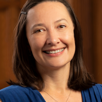 Svetlana Gladycheva, Assistant Vice President for Research